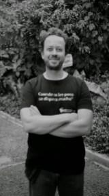 Carlos Naranjo de Comelibros.com en la Fiesta del Libro y la Cultura de Medellín