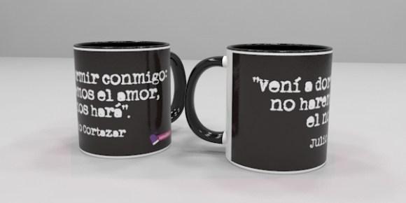 """""""Vení a dormir conmigo: no haremos el amor, el nos hará"""" Julio Cortazar"""