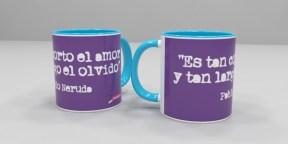 """""""Es tan corto el amor y tan largo el olvido"""" Pablo Neruda"""
