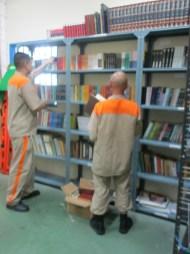 Libros para El Pesebre en Puerto Triunfo.