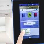 JoyOS Advisor screen on Designer Brilliance 80