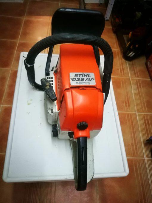 Motosierra STIHL 038 AV Comercial Llama