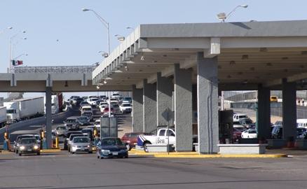 Aduanas en México: Ciudad Juarez