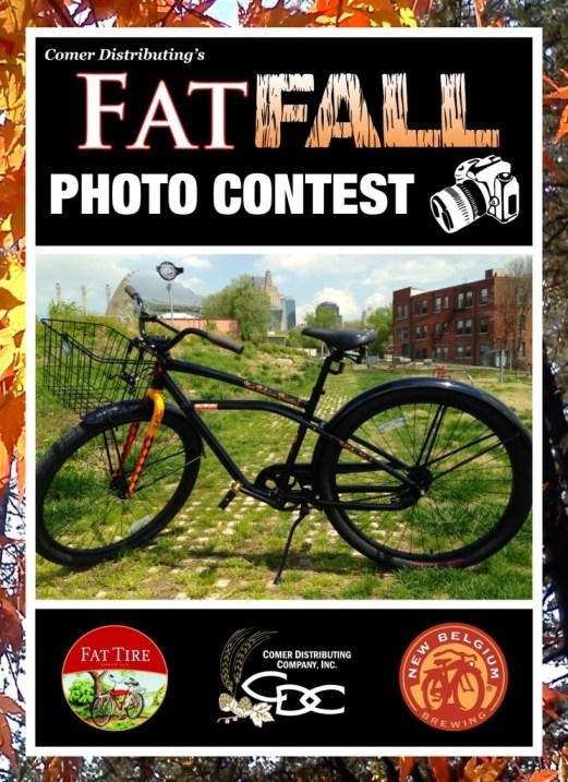 comer distributing fat fall photo contest