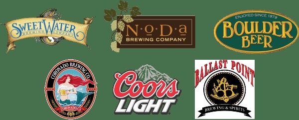 world beer cup beer logos