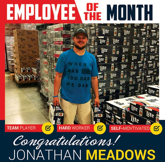 Employee of the Month – June 2016