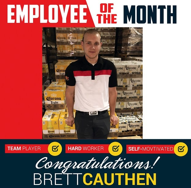 Employee of the Month – January 2017
