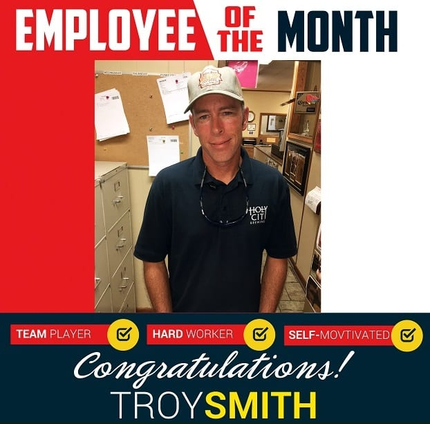 Employee of the Month – June 2017
