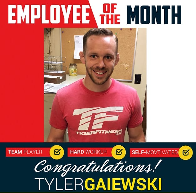 Employee of the Month – July 2017