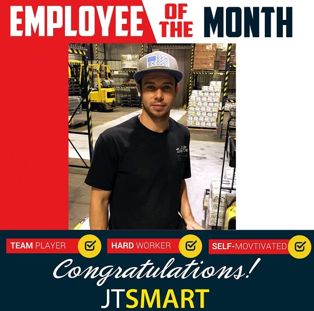 Employee of the Month – August 2018