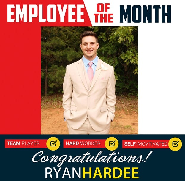 Employee of the Month – June 2019