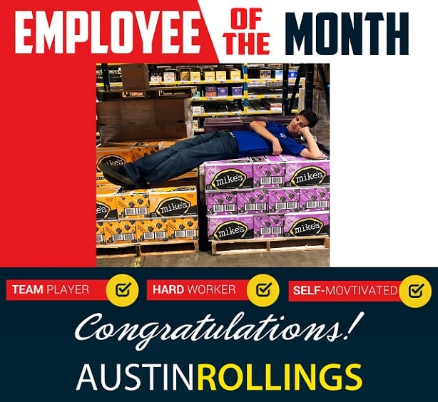Employee of the Month – November