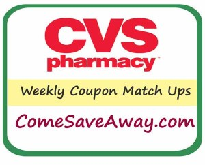 CVS Deals & Steals from comesaveaway.com