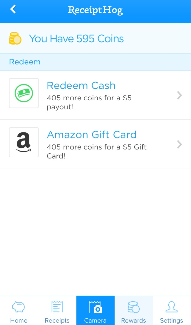Apps That Pay You - Receipt Hog - From Come Save Away - LOVE this Series!
