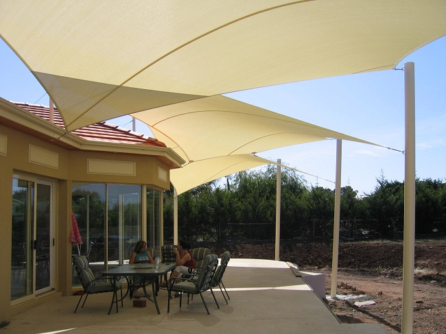 shade sails for the outdoor shade cometao on Round Shade Sail id=51030