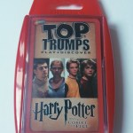 Harry Potter Top Trumps card game. Pros and Cons.