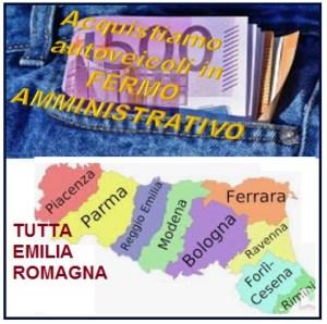 noi compriamo auto in fermo amministrativo in Emilia Romagna