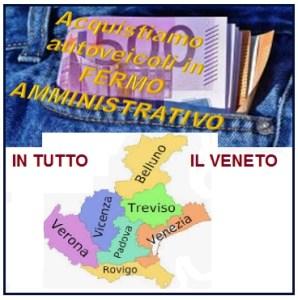 noi acquistiamo auto in fermo amministrativo in Veneto e tutta Italia