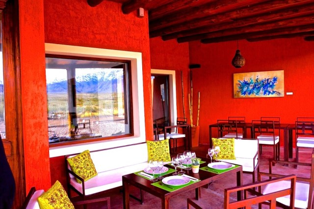 Book a table at Finca Blousson, Uco Valley.
