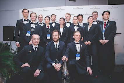 Who'll become the best sommelier in the world?