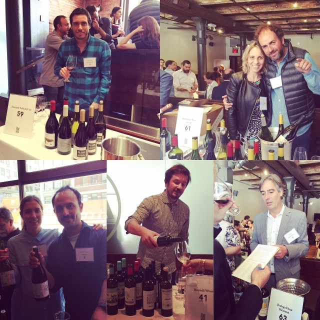 Argentina's big wine-making names flew into NYC for Descorchados.
