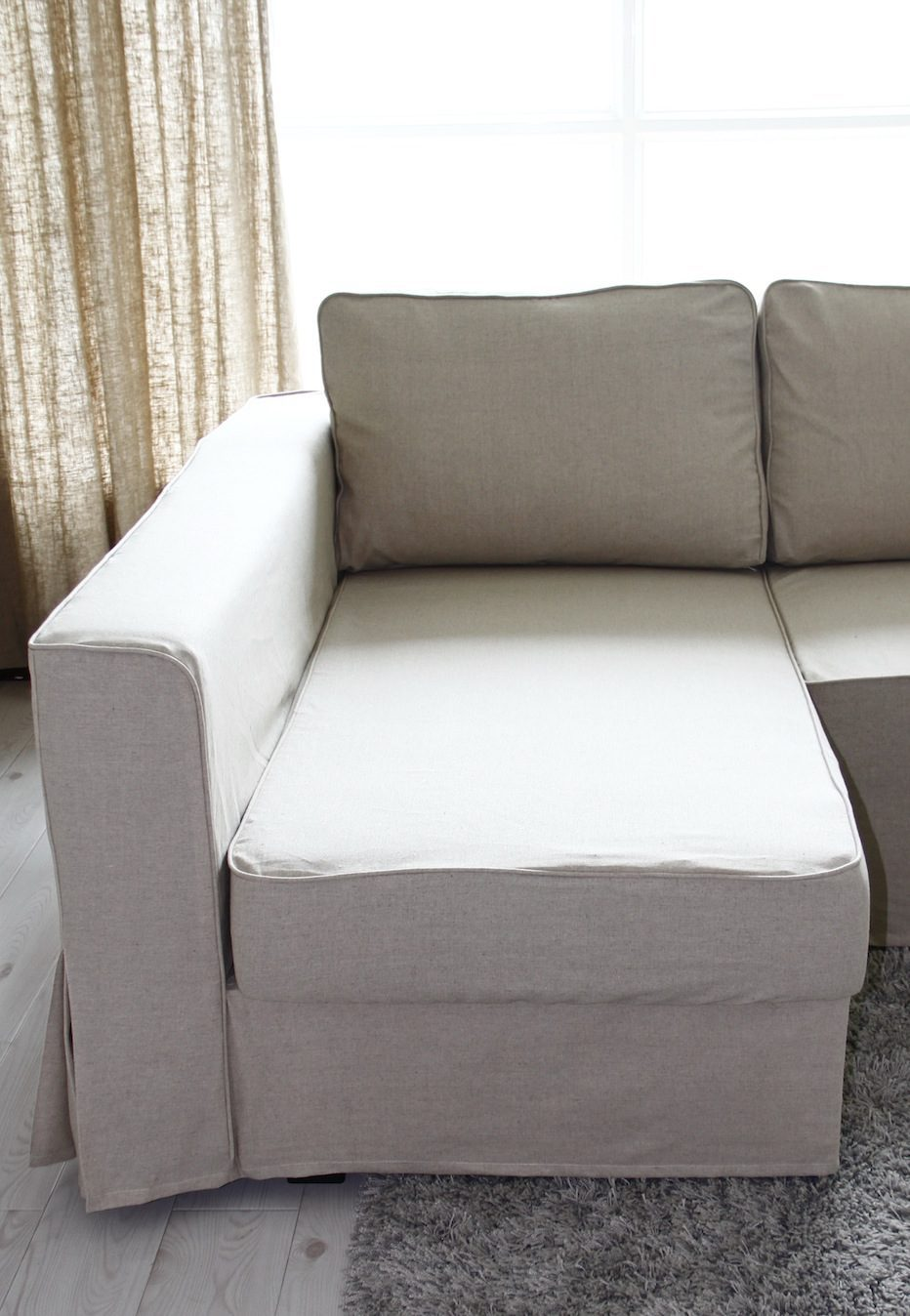 Chaise Sofa Left Side