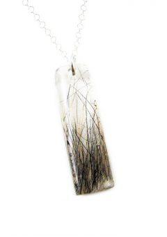 custom memorial necklace