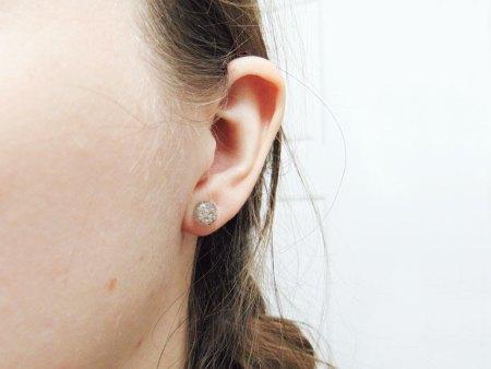 pet loss earrings