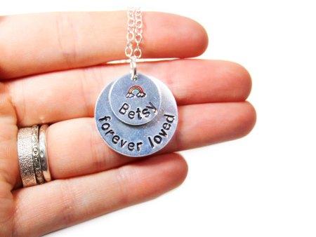 pet memorial necklace