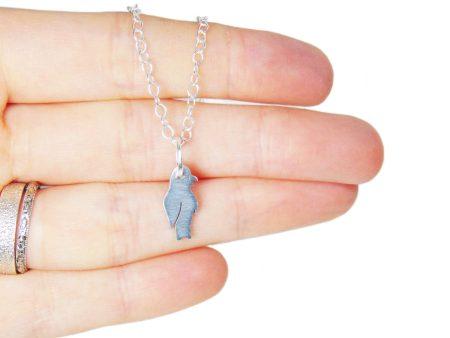 bird loss necklace