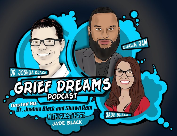 grief dreams podcast