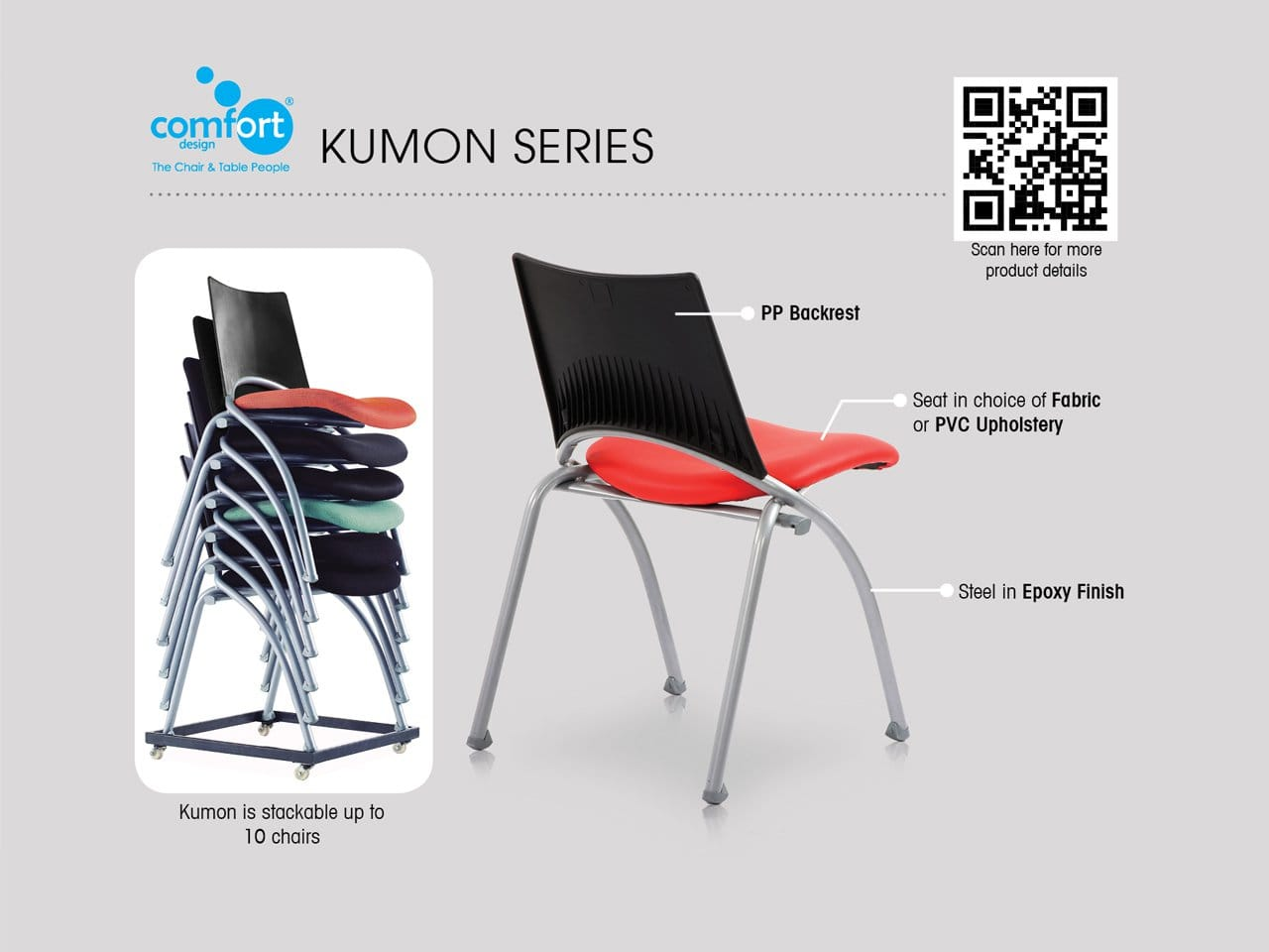 Kumon Chair Comfort Design The Chair Amp Table People