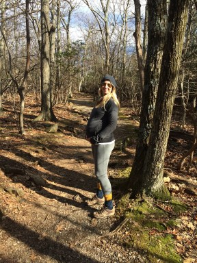 Hiking in SNP during 3rd trimester