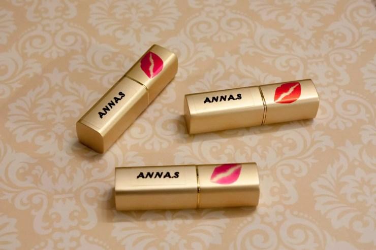 Anna S. Lipsticks Natural - Handmade Lipsticks - Organic Lipsticks- For Black Women