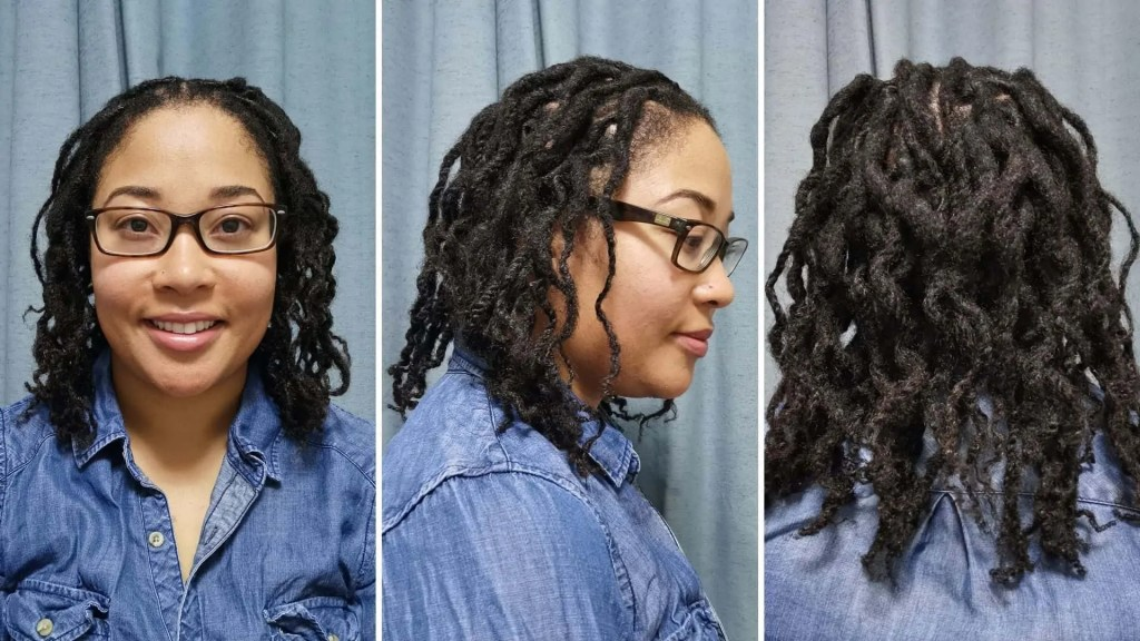 One Year Update of two strand twist Loc Journey. Learn how to care for them.