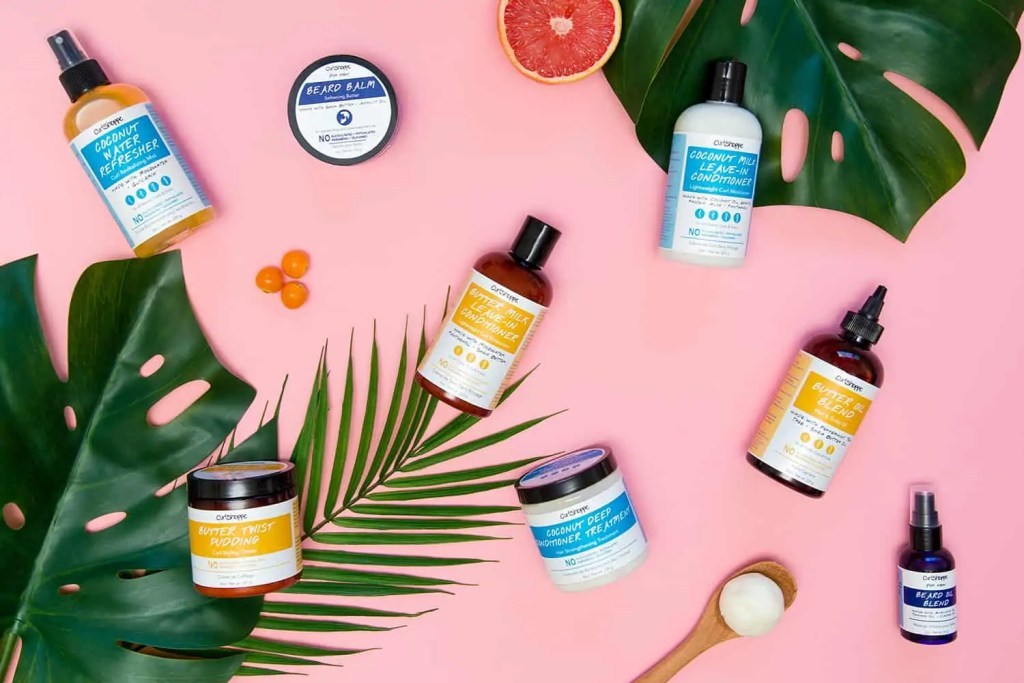 The Curl Shoppe, Black-Owned Canadian Natural Haircare Company