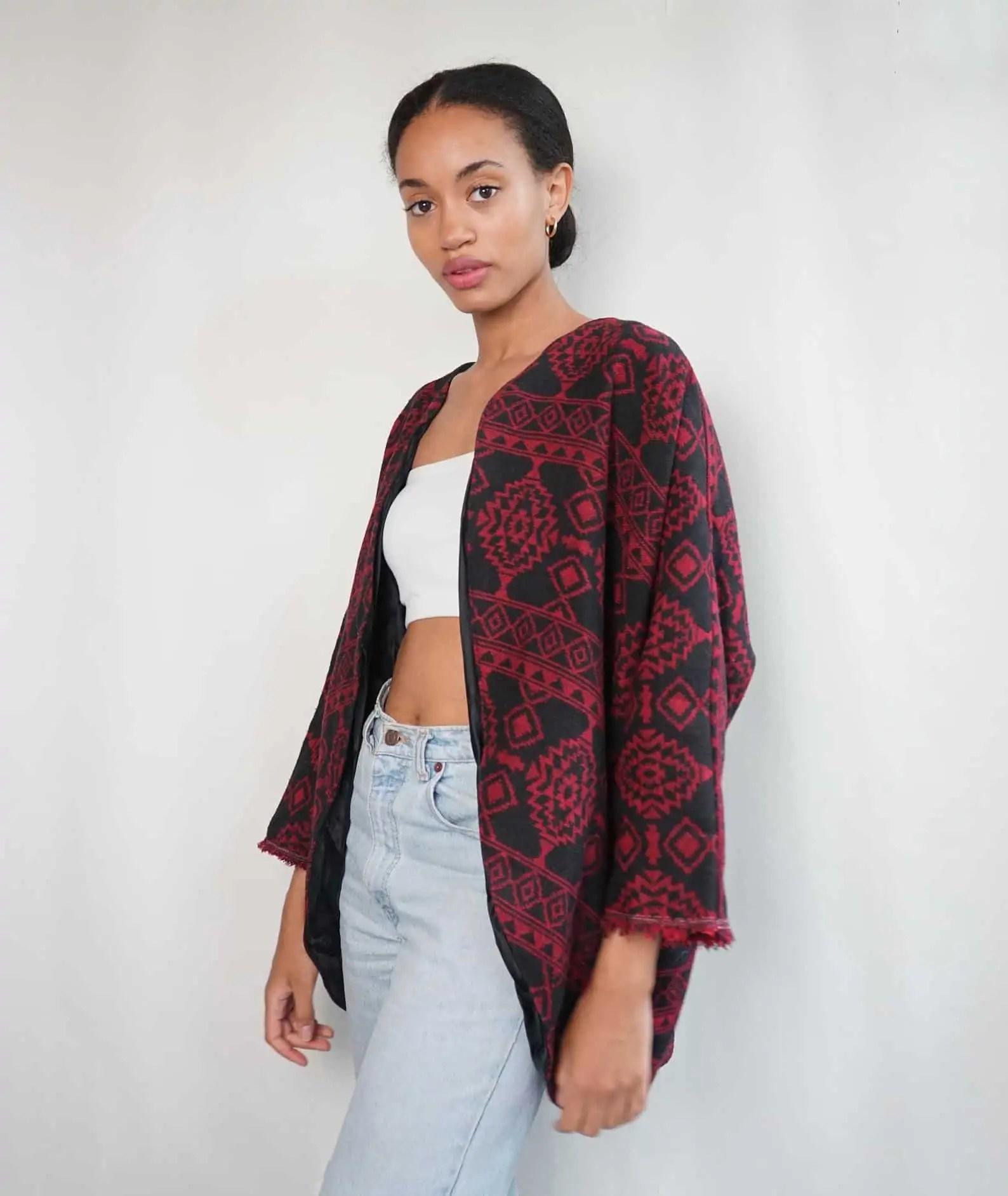 Black Owned Canadian Fashion Shop | Cardigan
