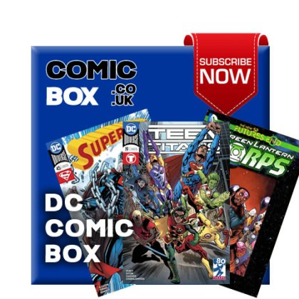 DC Mystery Comic Box
