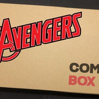 Mystery Avengers Comic Box 'Promo'