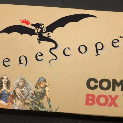 Mystery Zenescope Comic Box 'Promo'