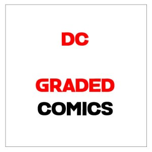 DC Graded Comics