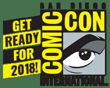 Comic-Con International 2018 Souvenir Book Anniversaries
