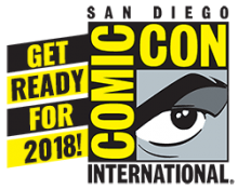 Comic-Con International 2018 Special Guests