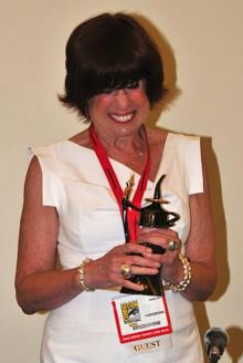 Jenette Kahn, 2019 Will Eisner Hall of Fame Nominee