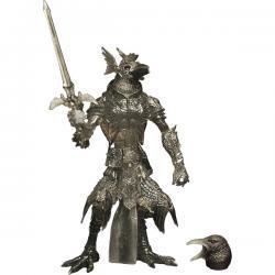 Exclusive Gothitropolis Dark Mist Decimus Hrabban Raven Action Figure