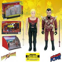 Flash Gordon Hawk City Scene 3 3/4-Inch Action Figure Set—Convention Exclusive