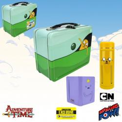 Adventure Time Traveling Jake Tin Tote Gift Set—Convention Exclusive