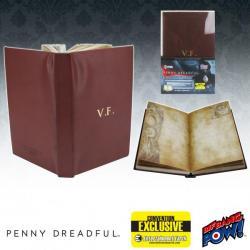 Penny Dreadful Frankenstein Sketchbook Deluxe Journal—Convention Exclusive