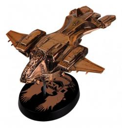 Halo UNSC Pelican Dropship Replica—SDCC Exclusive Bronze Edition