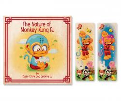 SDCC Nature of Monkey Kung Fu